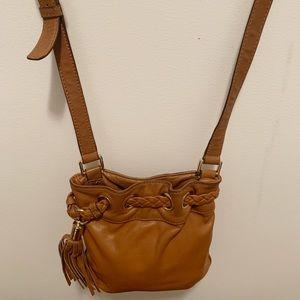 Michael Kors Saddle Shoulder Vintage Small Bag